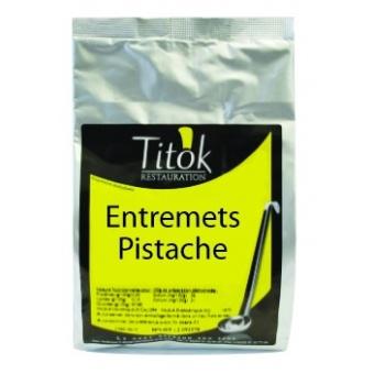 Entremets Pistache Sucre (1100g)