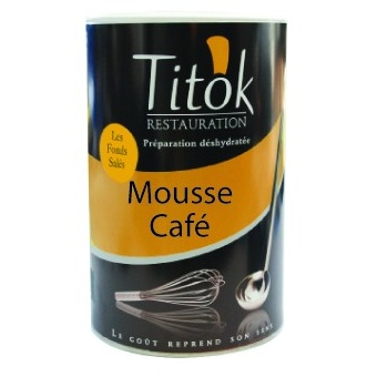 Mousse Cafe (900g)