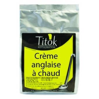 Creme Anglaise A Chaud (1020g)