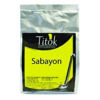 Sabayon (960g)