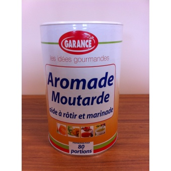 Aromade Moutarde (600 Gr)