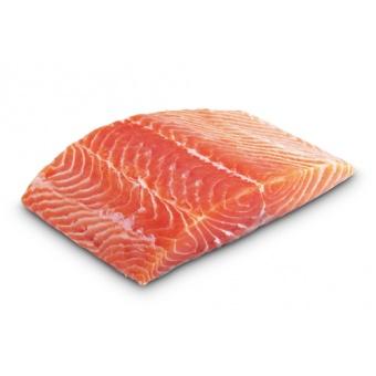 Filet de saumon avec peau (1,3 Kg)