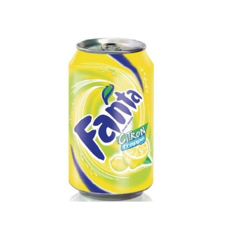 Fanta citron (33cl x 24)