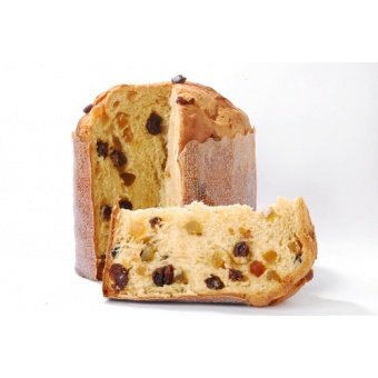 Panettone Piemontese 40 pc cellophane