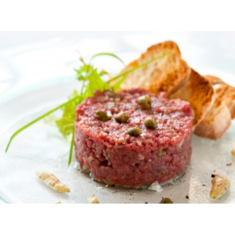 Tartare de bœuf frais (env 1,5 kg)