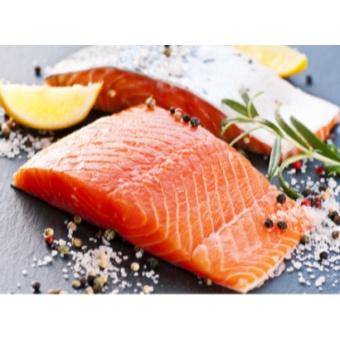 Restaurant pav s de saumon de 130g 1kg - Cuisiner saumon surgele ...