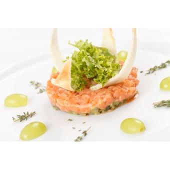 Tartares de saumon (par 24)