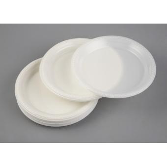 Assiettes emportées (125 pces)